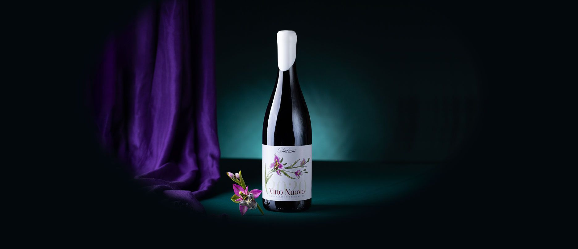 Limited edition of Vino Nuovo 2020